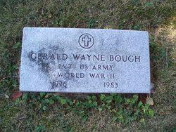 Gerald Wayne Bough Gravesite